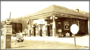 Click to see more classic gas station photos